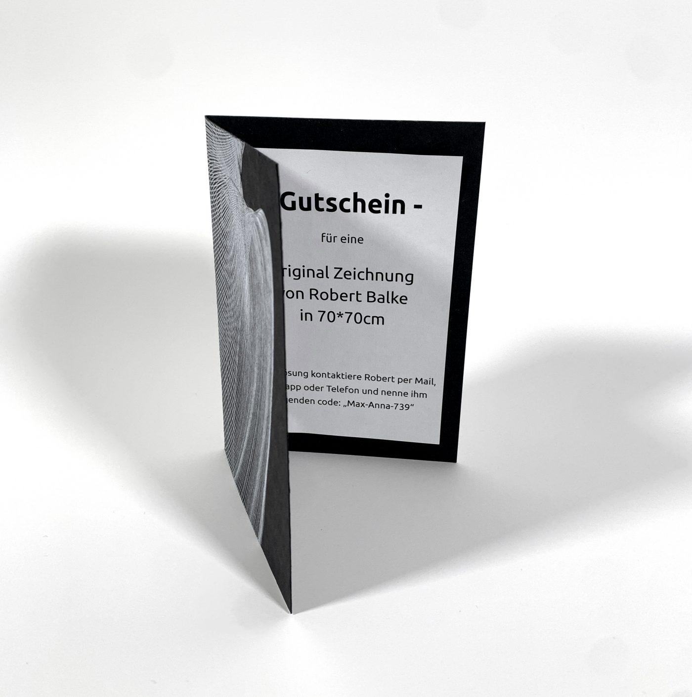 Gutschein - 70*70cm